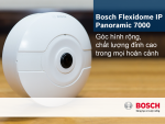 Review camera  FLEXIDOME IP PANORAMIC 7000